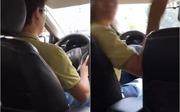 GrabTaxi yêu cầu lái xe 'đấu khẩu' với hành khách giải trình