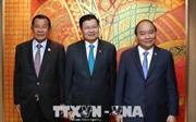 Thủ tướng Nguyễn Xuân Phúc tiếp xúc song phương bên lề Hội nghị Cấp cao ACMECS 8 và CLMV 9