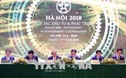 Thủ tướng Nguyễn Xuân Phúc dự Hội nghị 'Hà Nội 2018 - Hợp tác đầu tư và phát triển'