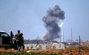 Israel đẩy mạnh không kích đáp trả Hamas ở Dải Gaza