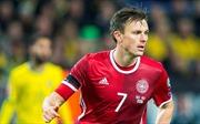WORLD CUP 2018: Tiền vệ William Kvist của Đan Mạch chia tay sớm vì chấn thương nặng
