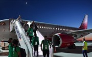 World Cup 2018: Máy bay chở đội tuyển Saudi Arabia gặp nạn, bốc cháy trên không