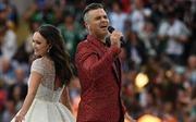 Robbie Williams trần tình về sự cố trong lễ khai mạc World Cup 2018