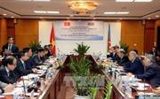 Kỳ họp Ủy ban liên chính phủ Việt Nam - Azerbaijan lần thứ hai