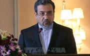 Iran chờ EU đưa ra giải pháp bảo vệ thỏa thuận hạt nhân