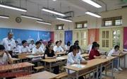 Hôm nay, trên 925.000 thí sinh bắt đầu kỳ thi THPT Quốc gia