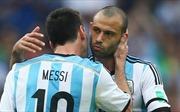WORLD CUP 2018: Mascherano giã từ ĐT Argentina, nhắn nhủ Messi; Ronaldo san bằng kỷ lục thế giới