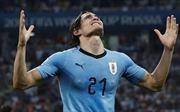World Cup 2018: Uruguay 2-1 Bồ Đào Nha: Cavani dạy cho Ronaldo một bài học. Uruguay thành công với sơ đồ 4-4-2