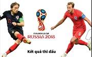 Bán kết World Cup 2018: Croatia gây bất ngờ trước 'sư tử' Anh?