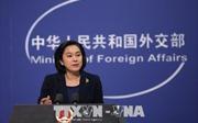 Trung Quốc chỉ trích chính sách đơn phương và chủ nghĩa bảo hộ thương mại