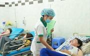 13 công nhân nhập viện cấp cứu vì ngộ độc khí amoniac