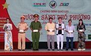 25 cá nhân tiêu biểu tham gia đảm bảo an ninh trật tự xã hội được tuyên dương