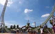 Rong chơi bên 'biển Ê-giê' và phiêu lưu vào thế giới thực tế ảo ở Công viên Eda