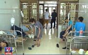 29 công nhân Hà Nam nhập viện do ngộ độc thực phẩm