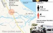 Tai nạn giao thông đặc biệt nghiêm trọng làm 13 người tử vong tại Quảng Nam