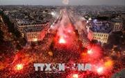 World Cup 2018: Lễ mừng công tại Pháp và Croatia được lên kế hoạch ra sao?