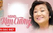 NSND Kim Cương: Lặng lẽ góp tâm đời, tâm nghề