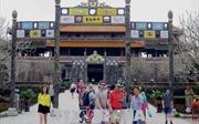 Thừa Thiên - Huế đón hơn 1,15 triệu lượt khách quốc tế