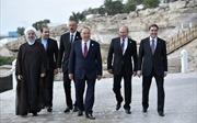 Công ước Caspi – mô hình mới về giải quyết tranh chấp