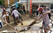 Ảnh hưởng mưa lũ, hàng nghìn học sinh miền núi Nghệ An chưa thể tựu trường