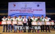 Khai mạc Hội thi Thể thao Người khuyết tật toàn quốc