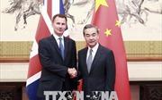 Tương lai quan hệ đối tác mới Anh - Trung Quốc