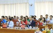 Chủ tịch nước dự Hội thảo khoa học nhân kỷ niệm 130 năm Ngày sinh Chủ tịch Tôn Đức Thắng