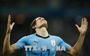 World Cup 2018: 3 triệu dân Uruguay 'nín thở' về chấn thương của Cavani