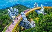 Cầu Vàng Đà Nẵng gây tiếng vang lớn trên báo chí quốc tế