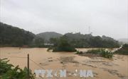 Ảnh hưởng của hoàn lưu bão số 3 và mưa lũ gây nhiều thiệt hại tại các địa phương
