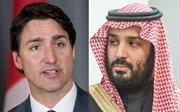 Saudi Arabia gửi thông điệp ngầm qua căng thẳng ngoại giao với Canada